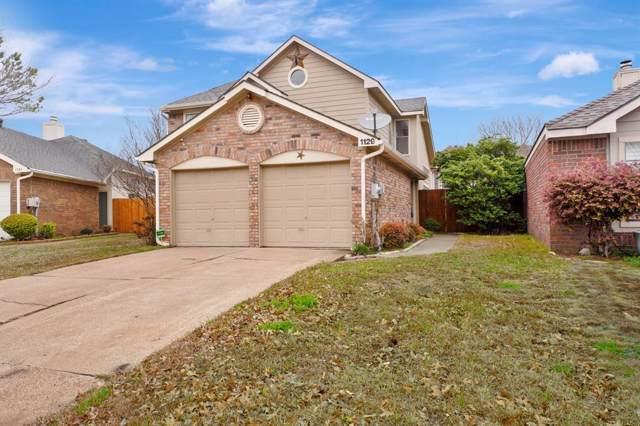 1129 Seneca Place, Lewisville, TX 75067 (MLS #14269003) :: Team Hodnett