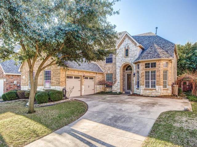 8609 Tanglewood Drive, Mckinney, TX 75072 (MLS #14269011) :: The Rhodes Team