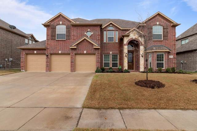 1233 Flamingo Road, Forney, TX 75126 (MLS #14269076) :: RE/MAX Landmark