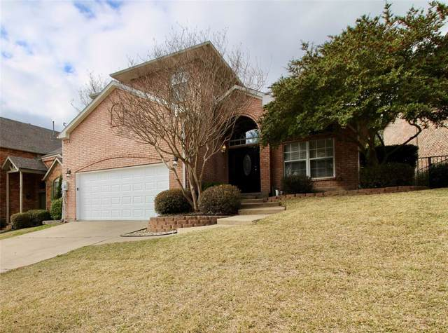 320 Valiant Drive, Rockwall, TX 75032 (MLS #14269087) :: RE/MAX Landmark