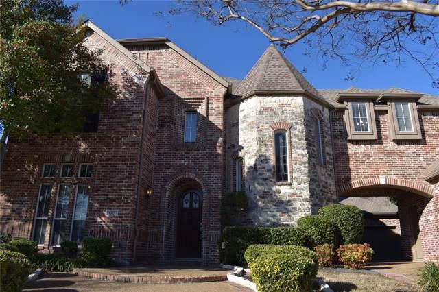607 Granbury Drive, Allen, TX 75013 (MLS #14269119) :: The Rhodes Team