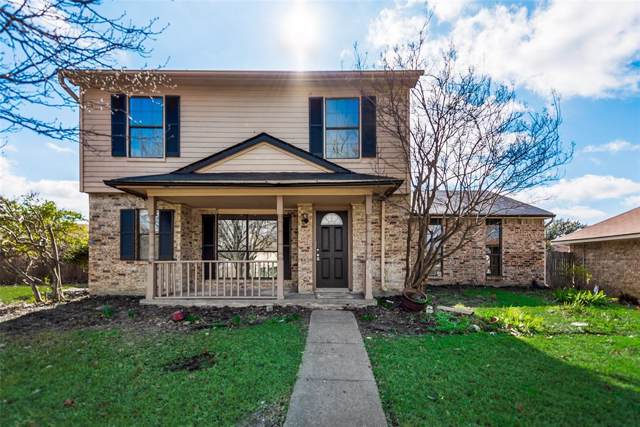 3208 Colby Circle, Mesquite, TX 75149 (MLS #14269130) :: The Mauelshagen Group