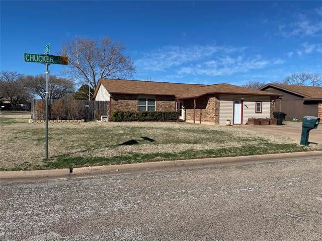 1750 Chucker Court, Abilene, TX 79605 (MLS #14269166) :: The Chad Smith Team
