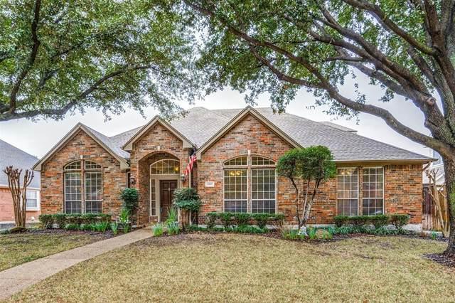 6869 Bushnell Drive, Plano, TX 75024 (MLS #14269172) :: The Good Home Team