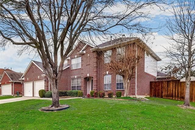 4521 Rockcliff Drive, Mesquite, TX 75150 (MLS #14269202) :: The Mauelshagen Group