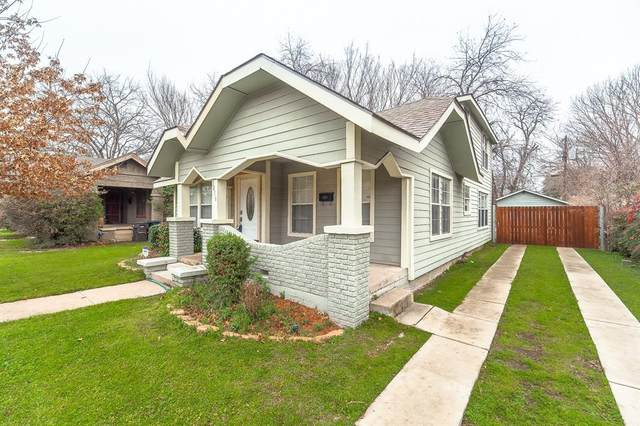 3816 Calmont Avenue, Fort Worth, TX 76107 (MLS #14269229) :: The Mitchell Group