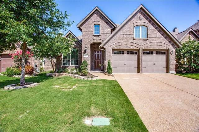 1011 Edgefield Lane, Forney, TX 75126 (MLS #14269234) :: The Mauelshagen Group