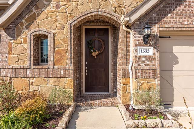 1533 Tavistock Road, Forney, TX 75126 (MLS #14269271) :: RE/MAX Landmark