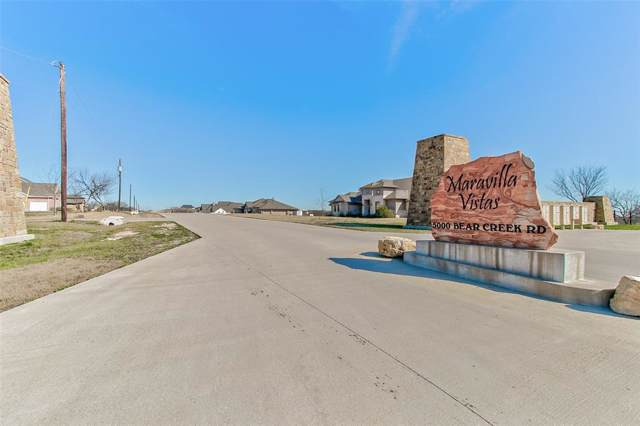 156 Maravilla Drive, Aledo, TX 76008 (MLS #14269288) :: The Mauelshagen Group