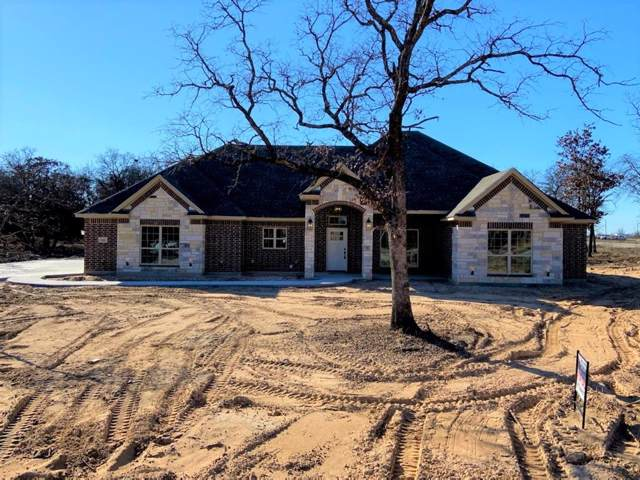 369 Timbers Circle, Poolville, TX 76487 (MLS #14269293) :: The Mauelshagen Group