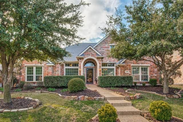 2295 Angel Falls Drive, Frisco, TX 75036 (MLS #14269300) :: Ann Carr Real Estate