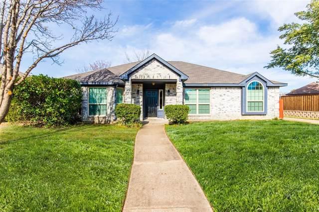 1009 Buckeye Drive, Mesquite, TX 75181 (MLS #14269320) :: The Mauelshagen Group