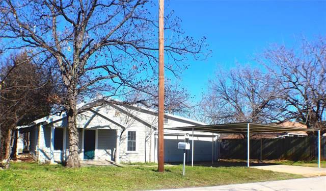 102 Northcott Street, Nocona, TX 76255 (MLS #14269327) :: Real Estate By Design