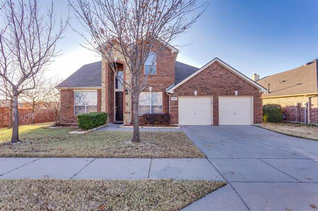 12401 Leaflet Drive, Fort Worth, TX 76244 (MLS #14269333) :: Potts Realty Group