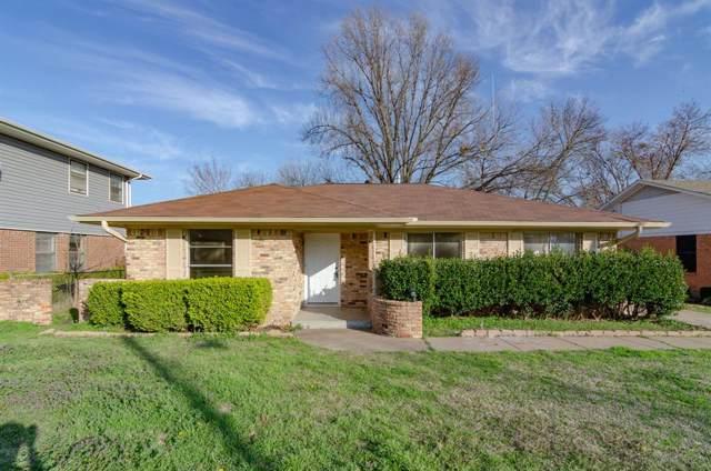 313 Hilltop Lane, Wylie, TX 75098 (MLS #14269369) :: The Mauelshagen Group