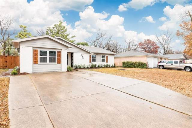 304 N Cottonwood Drive, Richardson, TX 75080 (MLS #14269472) :: The Kimberly Davis Group