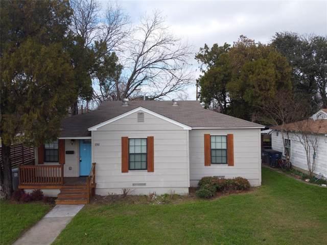 3703 Cortez Drive, Dallas, TX 75220 (MLS #14269492) :: The Kimberly Davis Group