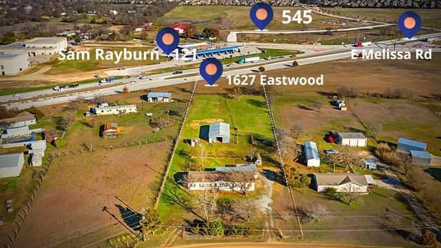 1627 Eastwood Road, Melissa, TX 75454 (MLS #14269500) :: Post Oak Realty