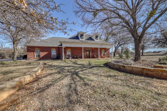 271 Saddle Club Road, Weatherford, TX 76088 (MLS #14269507) :: The Mauelshagen Group