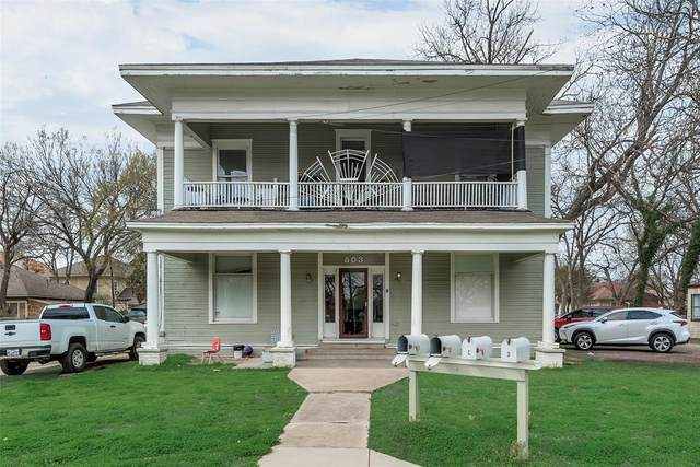 503 N Virginia Street, Terrell, TX 75160 (MLS #14269559) :: The Kimberly Davis Group