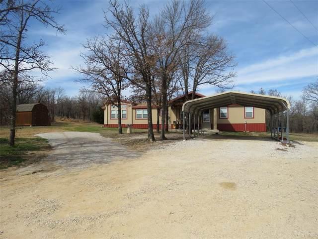 141 County Road 1736, Chico, TX 76431 (MLS #14269595) :: Trinity Premier Properties