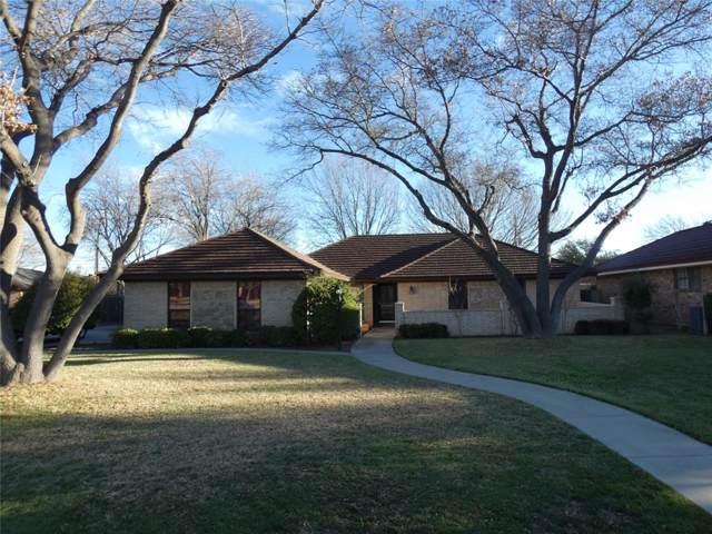 2626 Woodlake Drive, Abilene, TX 79606 (MLS #14269599) :: North Texas Team | RE/MAX Lifestyle Property