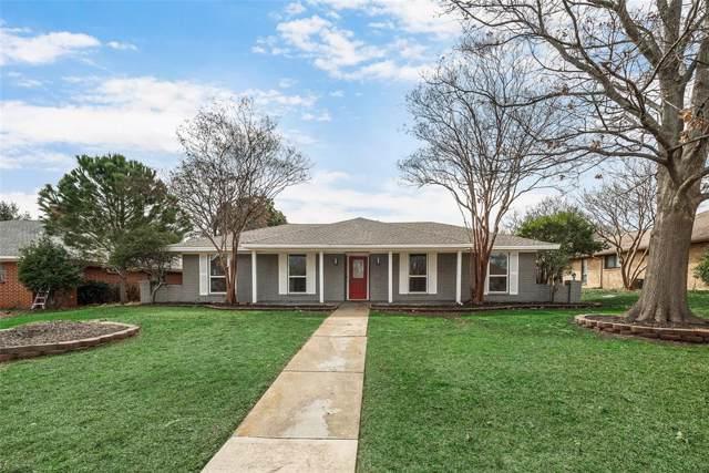 209 Wildwood Place, Allen, TX 75013 (MLS #14269610) :: The Rhodes Team