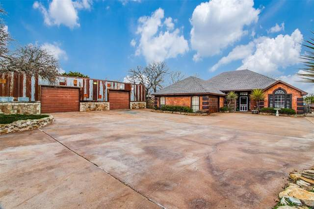489 Maddux Road, Weatherford, TX 76088 (MLS #14269631) :: The Kimberly Davis Group