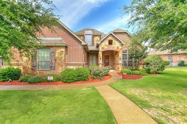 905 Crown Valley Drive, Weatherford, TX 76087 (MLS #14269646) :: The Mauelshagen Group