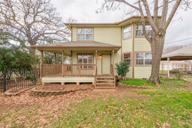 3721 Elm Street, Fort Worth, TX 76040 (MLS #14269701) :: Caine Premier Properties