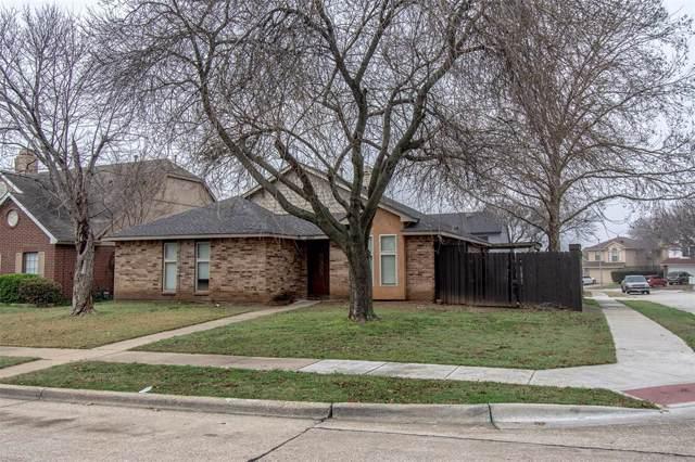 4313 Saugus Drive, Grand Prairie, TX 75052 (MLS #14269705) :: Trinity Premier Properties