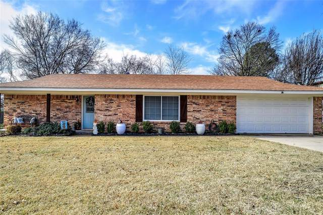 2410 Ridgewood Drive, Sherman, TX 75092 (MLS #14269707) :: The Kimberly Davis Group