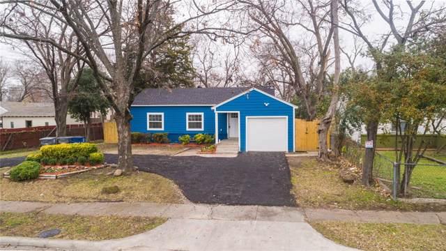 11713 Gasto Parkway, Dallas, TX 75218 (MLS #14269779) :: Caine Premier Properties