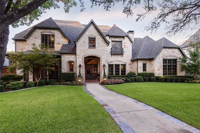 6467 Orchid Lane, Dallas, TX 75230 (MLS #14269784) :: Robbins Real Estate Group