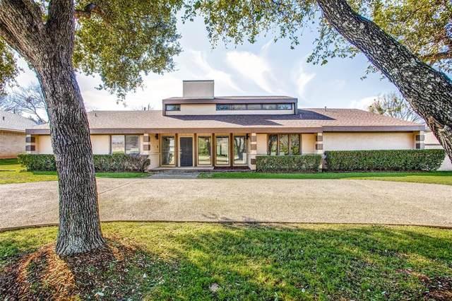3864 Royal Lane, Dallas, TX 75229 (MLS #14269815) :: Baldree Home Team