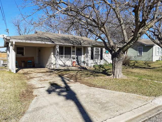 605 Abney Street, Whitesboro, TX 76273 (MLS #14269831) :: Century 21 Judge Fite Company