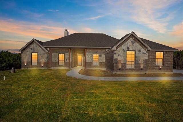 167 Cedar Mountain Drive, Weatherford, TX 76085 (MLS #14269881) :: The Chad Smith Team