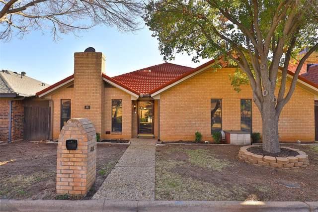 48 Surrey Square, Abilene, TX 79606 (MLS #14269889) :: North Texas Team | RE/MAX Lifestyle Property