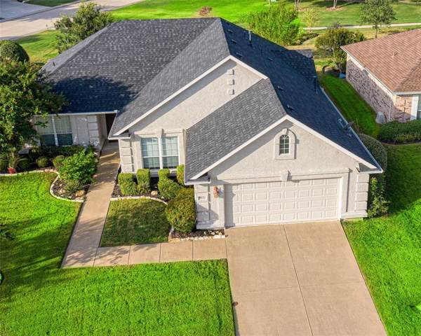 9021 Crestview Drive, Denton, TX 76207 (MLS #14269931) :: Potts Realty Group