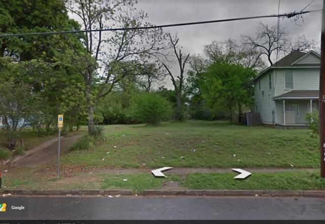 3630 Colonial Avenue, Dallas, TX 75215 (MLS #14269962) :: All Cities Realty