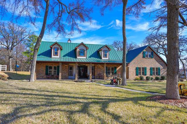 400 Center Hill Road, Gainesville, TX 76240 (MLS #14270007) :: Trinity Premier Properties