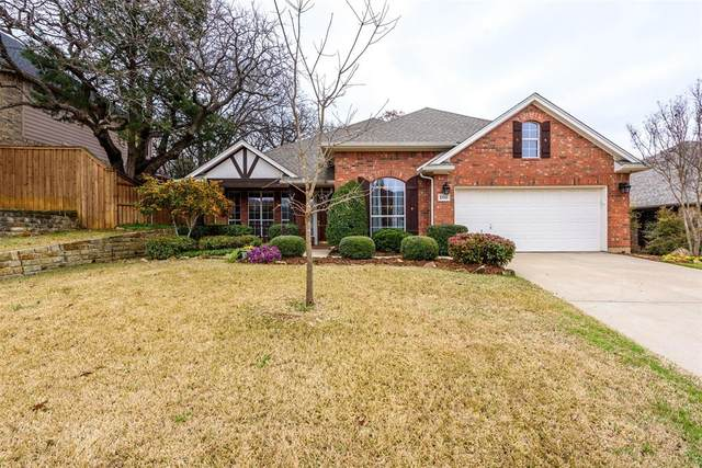 102 Red Bluff Drive, Hickory Creek, TX 75065 (MLS #14270058) :: All Cities Realty
