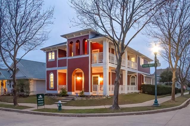 1741 Spanish Moss Way, Savannah, TX 76227 (MLS #14270078) :: Real Estate By Design