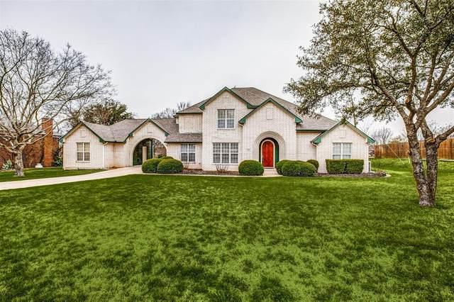 933 Valley View Avenue, Red Oak, TX 75154 (MLS #14270145) :: The Rhodes Team