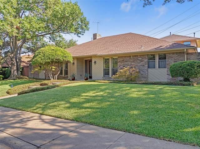 9522 Hilldale Drive, Dallas, TX 75231 (MLS #14270148) :: Robbins Real Estate Group