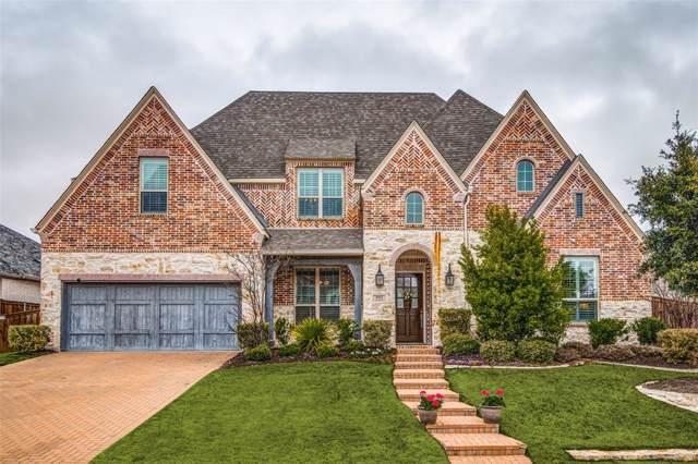 2971 Sunny Hill Lane, Prosper, TX 75078 (MLS #14270150) :: The Kimberly Davis Group