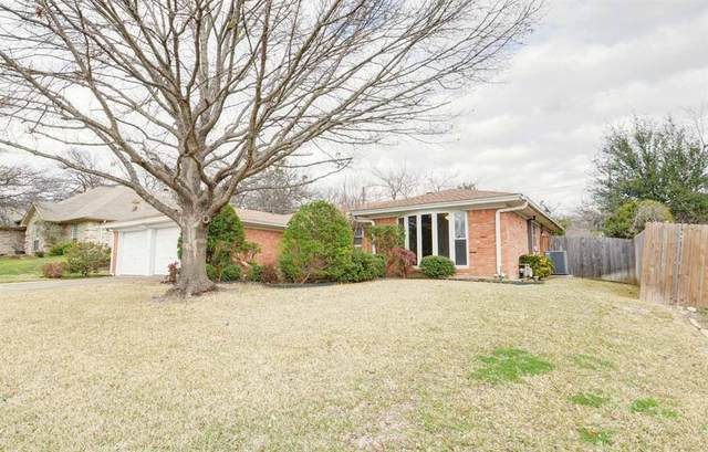 2220 Hurstview Drive, Hurst, TX 76054 (MLS #14270182) :: North Texas Team   RE/MAX Lifestyle Property