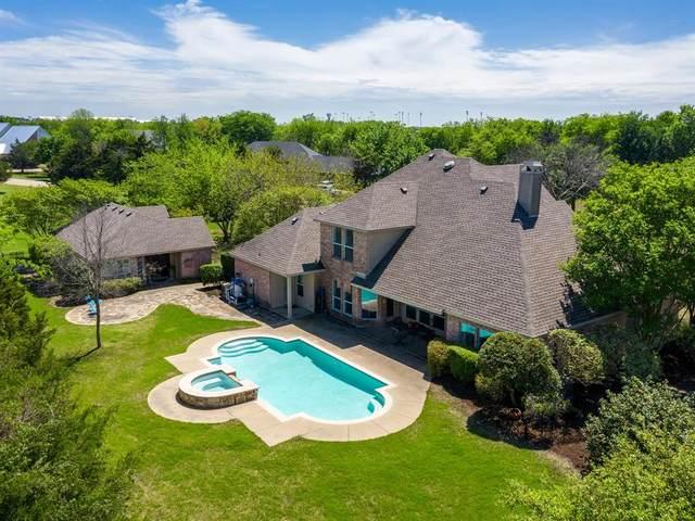 218 Cedar Tree Lane, Heath, TX 75032 (MLS #14270229) :: The Chad Smith Team