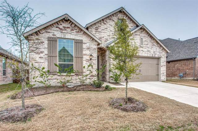 1505 Calcot Lane, Forney, TX 75126 (MLS #14270300) :: The Mitchell Group