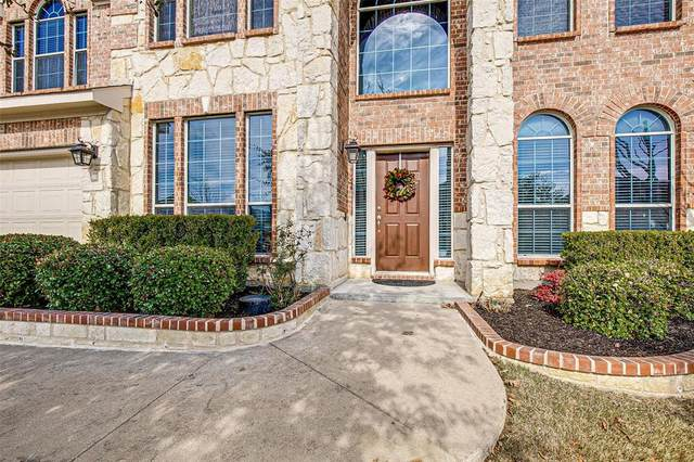 10149 Crawford Farms Drive, Fort Worth, TX 76244 (MLS #14270344) :: Caine Premier Properties